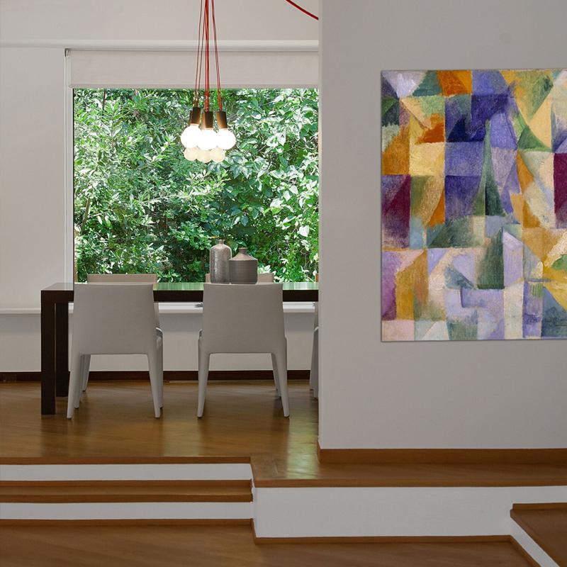 Dining Room design - The Simply Elegant Villa