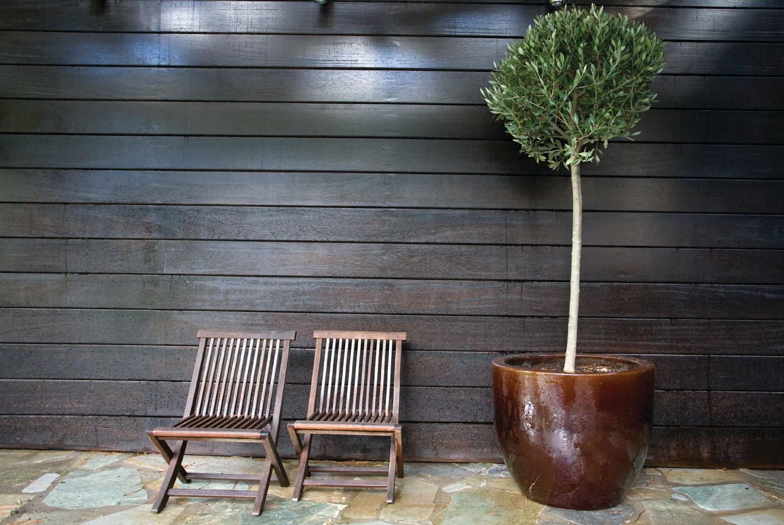Garden design - The brown Residence
