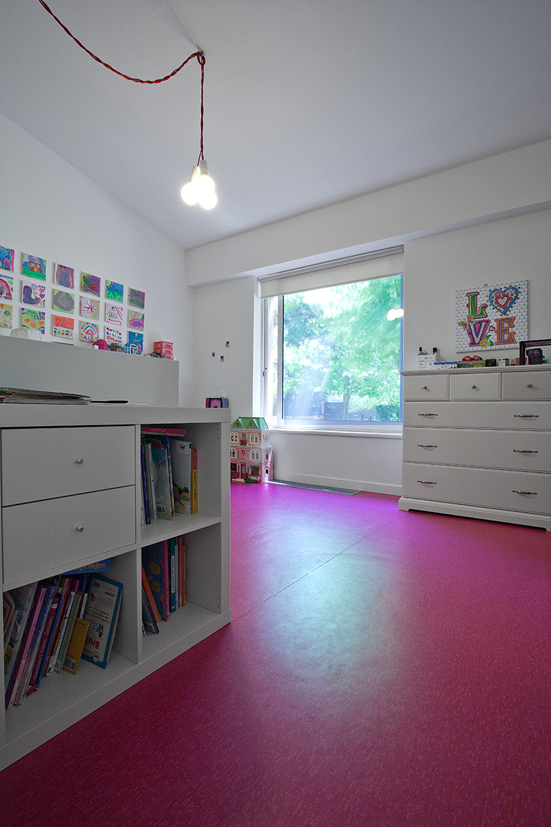 Children's room design - The Simply Elegant Villa